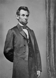 Линкольн цитата.
