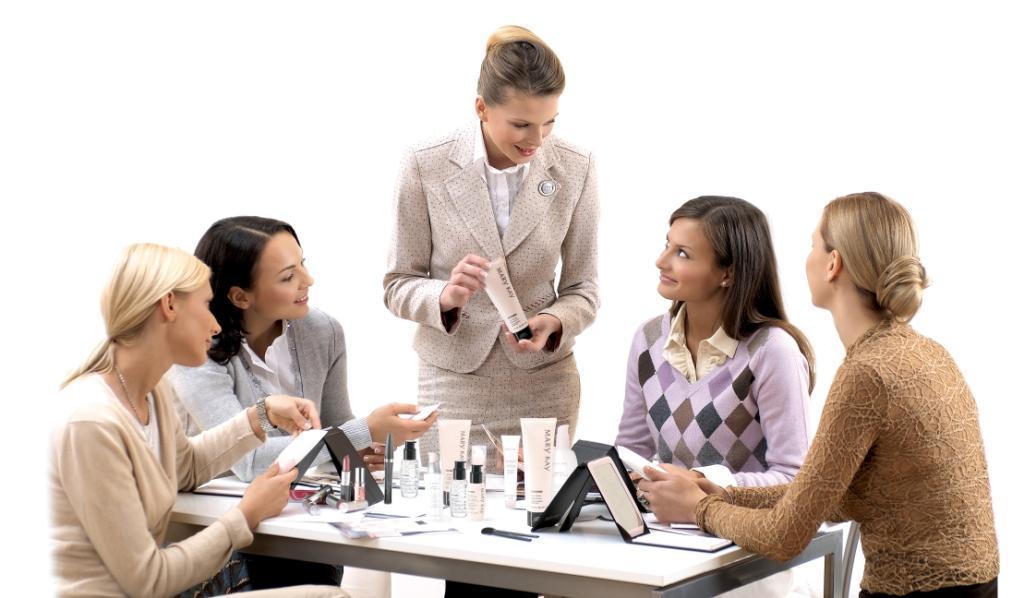 Маркетинг продажа косметики