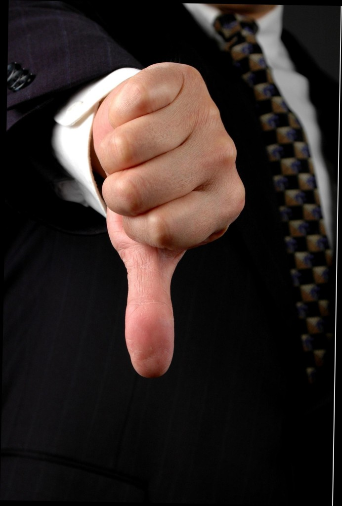 Отказ, нет - в сетевом маркетинге (МЛМ)