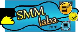 Логотип SMMLABA