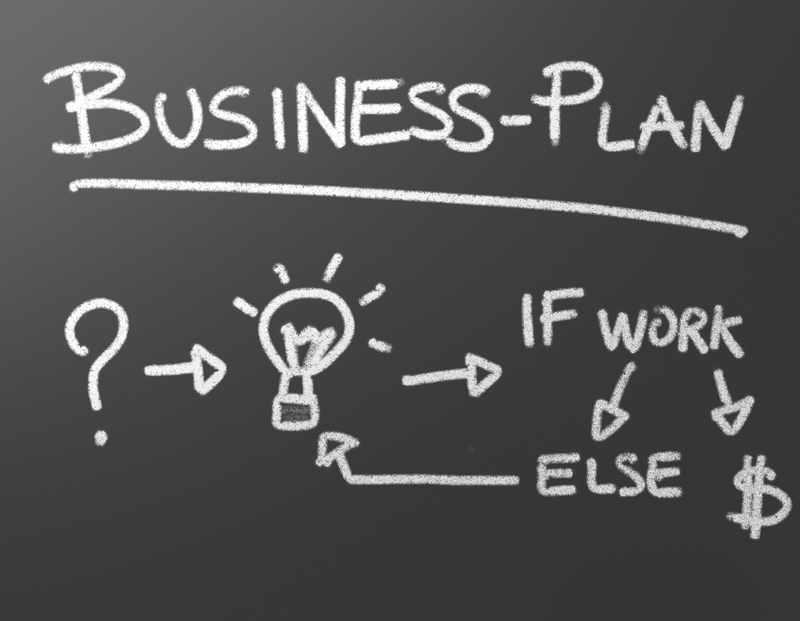 Бизнес план в МЛМ.