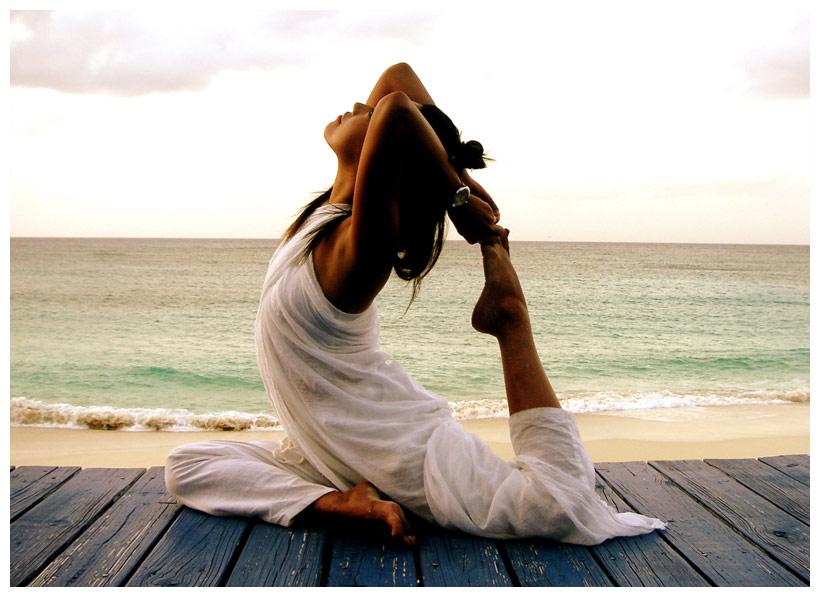 Йога и избавление от стресса.