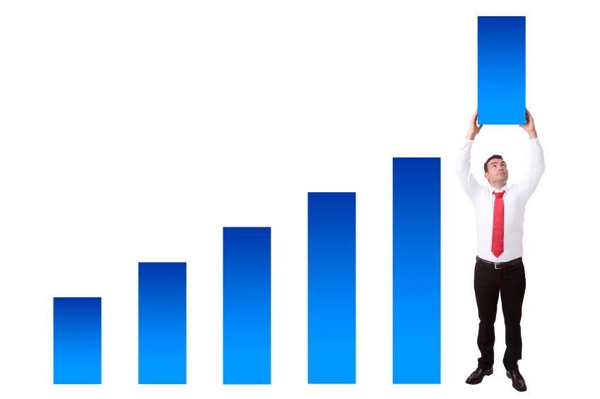 Прогресс роста МЛМ бизнеса.