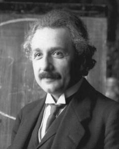 Эйнштейн фото.