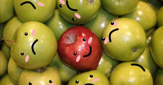 Индивидуальное МЛМ яблоко :)
