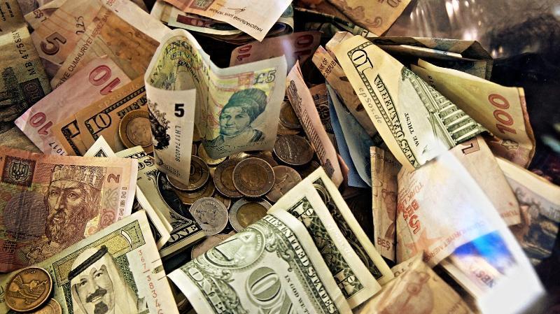 Разные деньги, для статьи о психологии богатства в млм бизнесе.