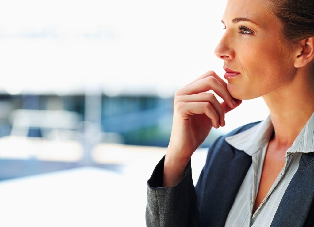 Женщина бизнес-леди, в МЛМ бизнесе.