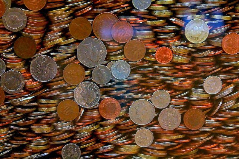 Монеты, деньги, мелочь