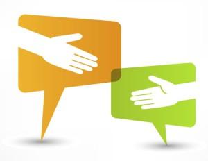 Новое бизнес предложение в МЛМ. Две руки.