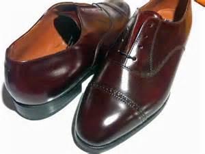 Туфли для делового МЛМ костюма.
